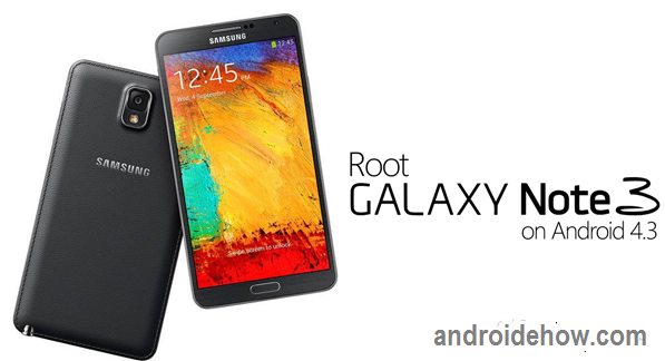 Root Galaxy Note 3 in 4.4.2 Kit-Kat with or without PC (Easy Guide)