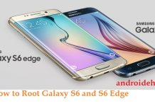 How to Root Galaxy S6 and S6 Edge
