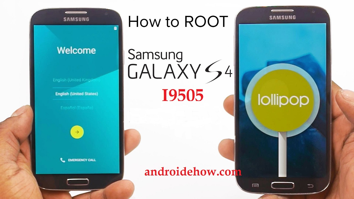 How to Root the Samsung Galaxy S4 GT-i9505 with and without PC (Easy-Guide)