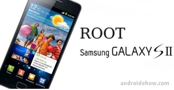 Root Galaxy S2 under Jelly Bean 4.1.2 with or without PC (Easy Guide)