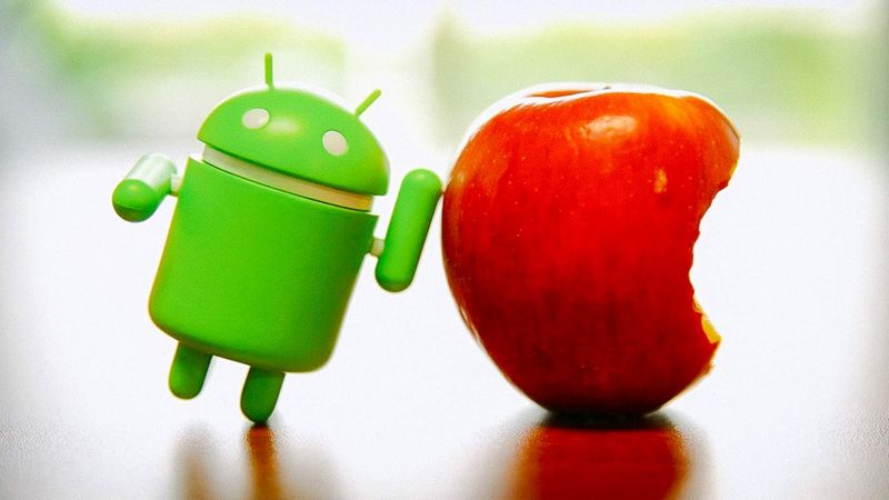 Android smartphones work better than iPhone, it's proven
