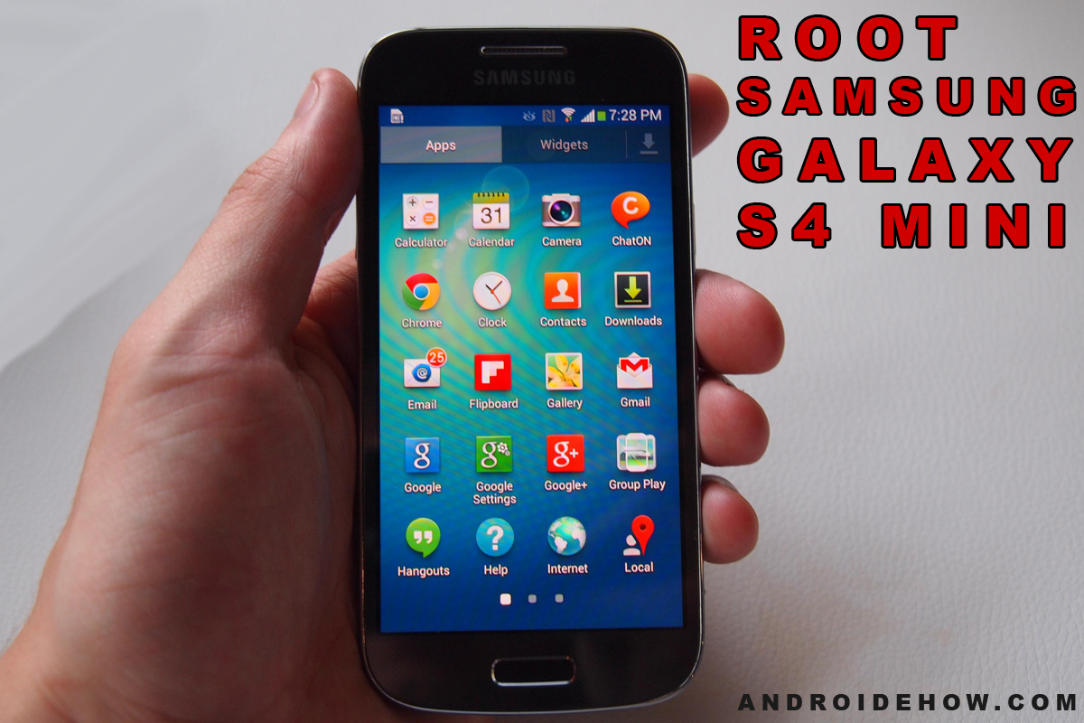 How to Root Samsung Galaxy S4 Mini with PC Easy Step by Step Guide