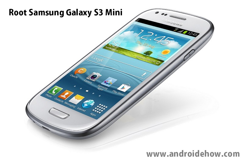Root Samsung Galaxy S3 mini GT-i8190 (How to guide)