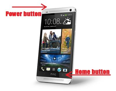 How to screenshot on galaxy S4 or HTC (Easy Guide)
