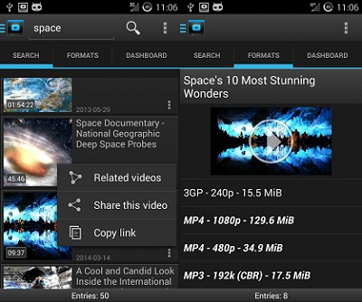 Youtube Downloader for Android Mobile Free