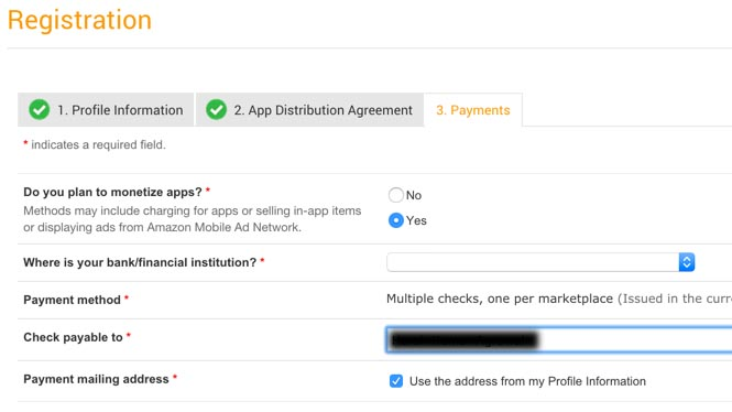 How To Submit Android App To Amazon App Store