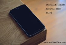 Download Hello R5 Firmware Flash ROM