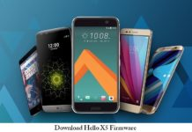 Download Hello X5 Firmware