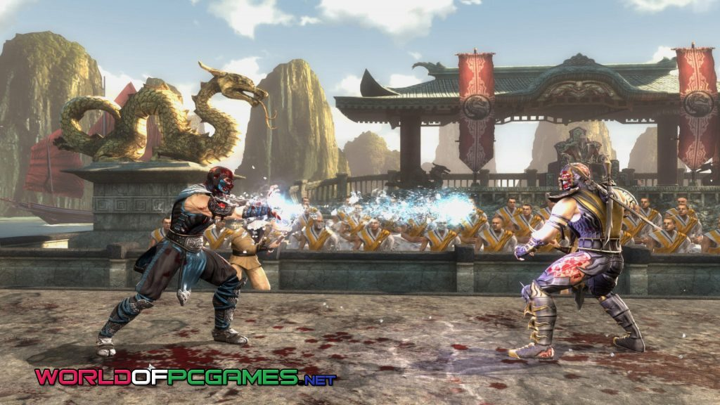 Mortal Kombat Komplete Download Free
