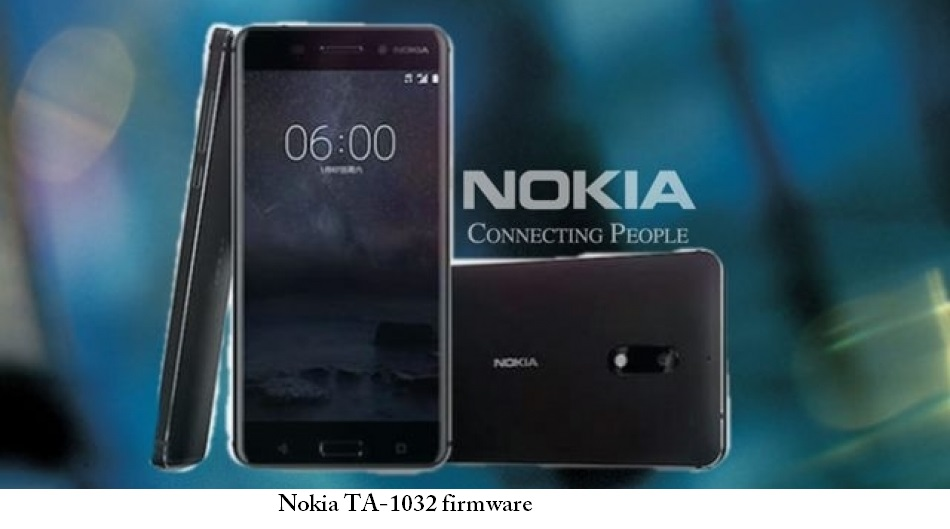 Download Nokia TA-1032 firmware