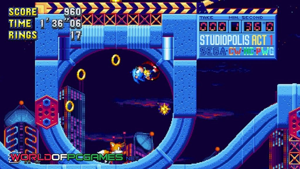 Sonic Mania Game Download Free Denuvo