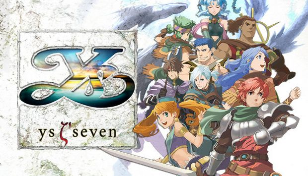 Ys SEVEN Game Free Download