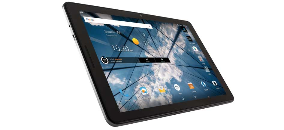 <div>AT&T Releasing A New Tablet Called The Primetime</div>