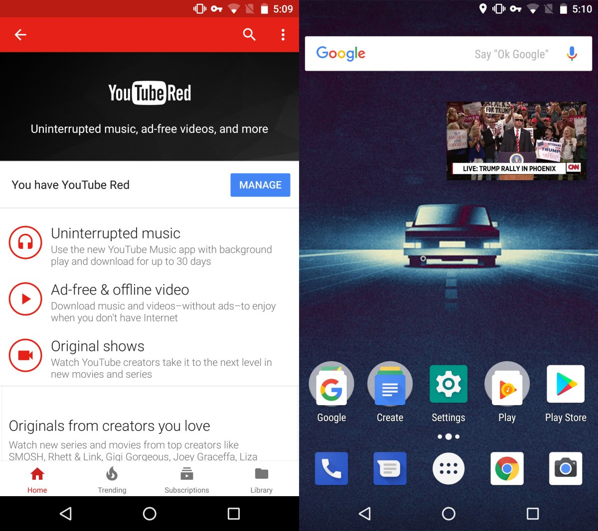 How To Enable YouTube Picture In Picture On Android 8