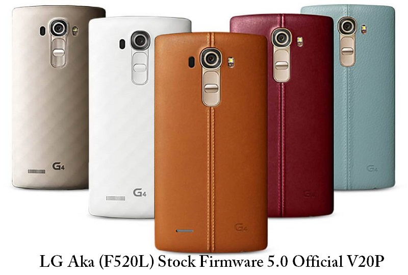 LG Aka (F520L) Stock Firmware 5.0 Official V20P Update