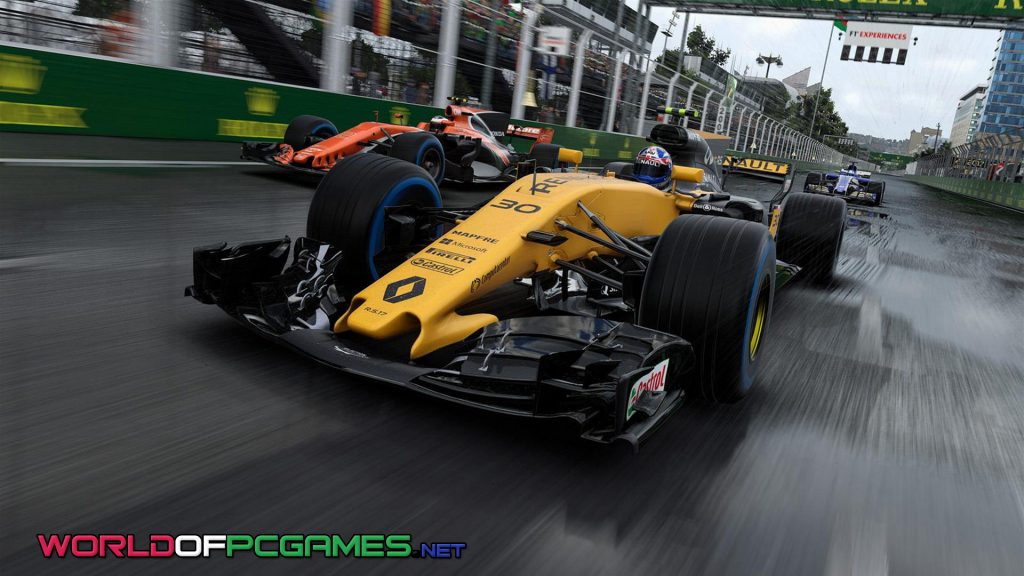 F1 2017 Game Unlocked Download Free