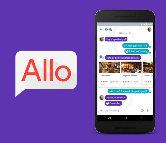 Google Allo v2.0 Supports Quick Reply, GIF Keyboard