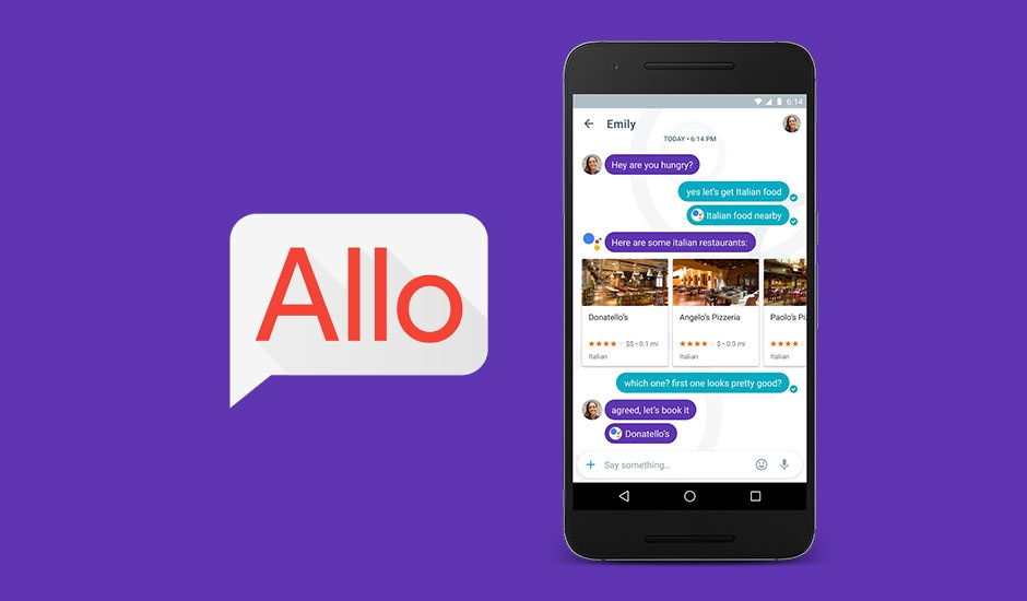 Google Allo v2.0 Supports Quick Reply, GIF Keyboard, Multi-Window, and More