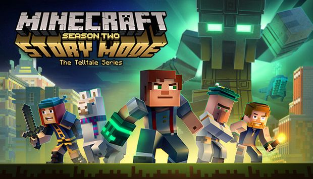 Minecraft: Story Mode Game – Season Two Free Download (Episode 1-3)