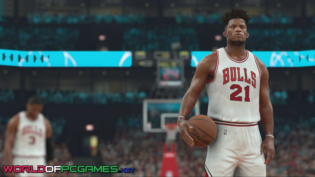 NBA 2K18 Repack Download Free
