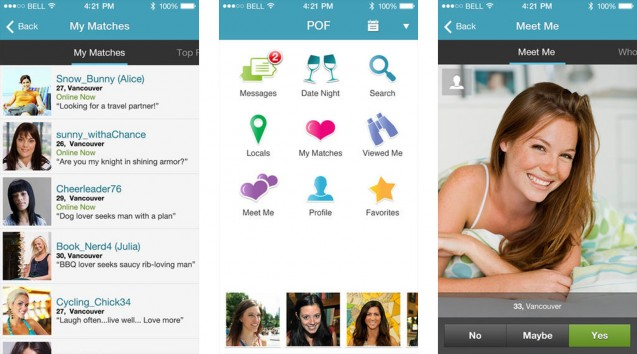 13 Best iPhone Dating Apps 2017 To Spice Up Your Life
