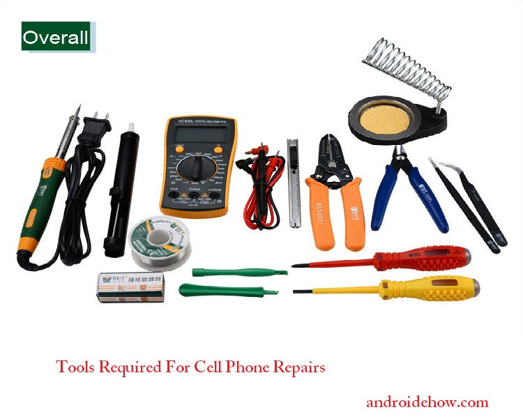 What Are The Tools Required For Cell Phone Repairs