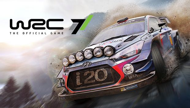 WRC 7 FIA World Rally Championship Free Download (CPY)