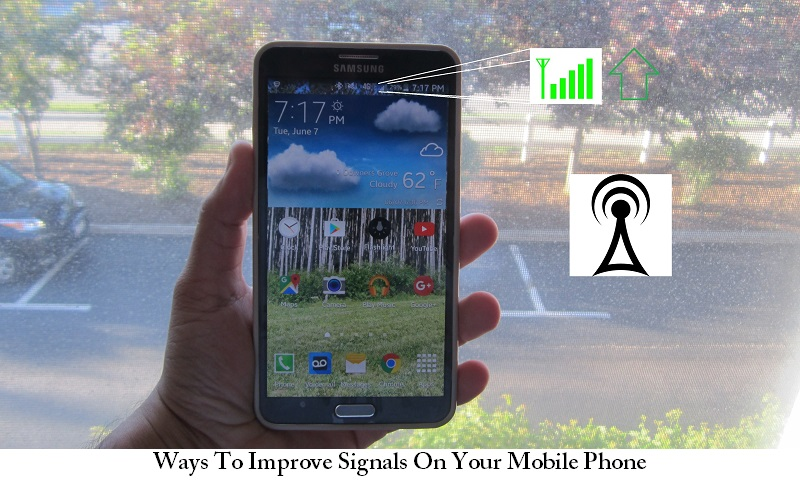 Ways To Improve Signals On Your Mobile Phone