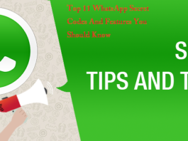 WhatsApp Secret Codes And Features