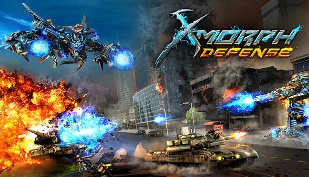 X-Morph: Defense Free Download PC Game