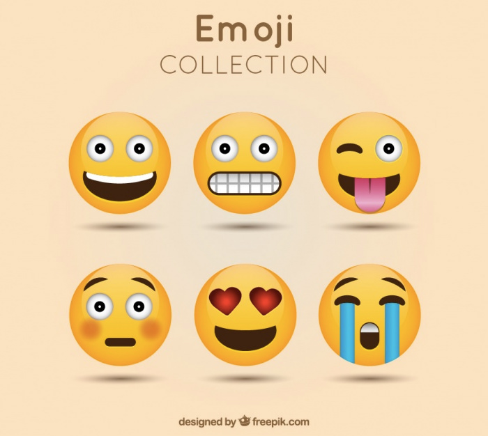 40 Beautiful Emoticons and Smiley Icon Packs
