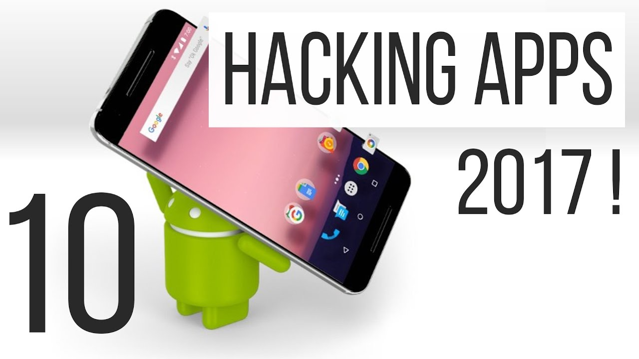 Download Top 10 Best Android Hacking Apps For 2017