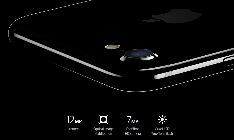 What Are the Cool New Features of the iPhone 7 & 7Plus?
