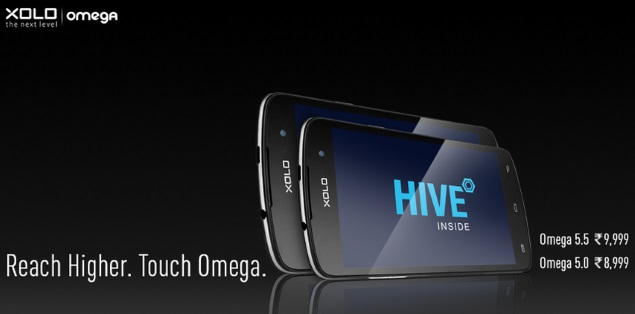 XOLO Omega 5.0, 5.5 News, Review, Features, Specs, Price & More
