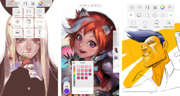 5 Best Free Android Apps for Drawing, Sketching and Painting