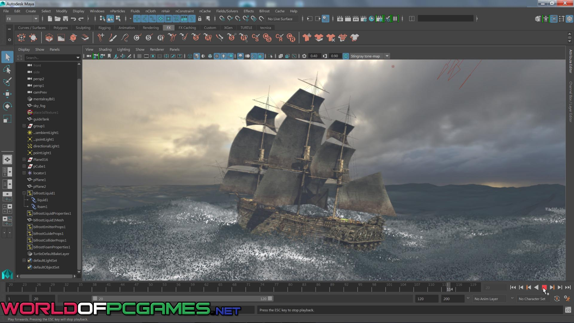 Autodesk Maya Game 2018 Download Free