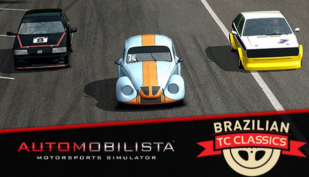 Automobilista – Brazilian Touring Car Classics Free Download