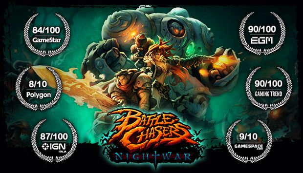 Battle Chasers: Nightwar Free Download