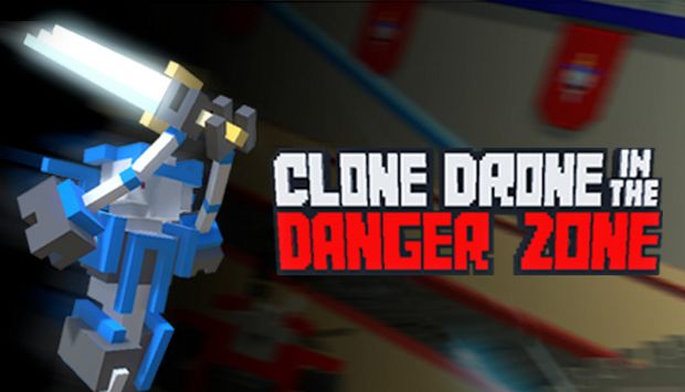 Clone Drone in the Danger Zone Free Download (v0.10.0.34)