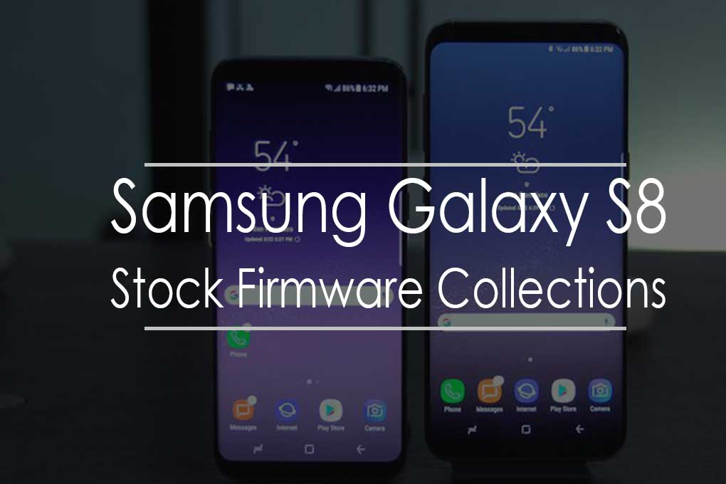 Download Firmware Samsung Galaxy S8+ SM-G955F