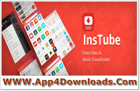 InsTube YouTube Downloader 2.1.9 Download For Android