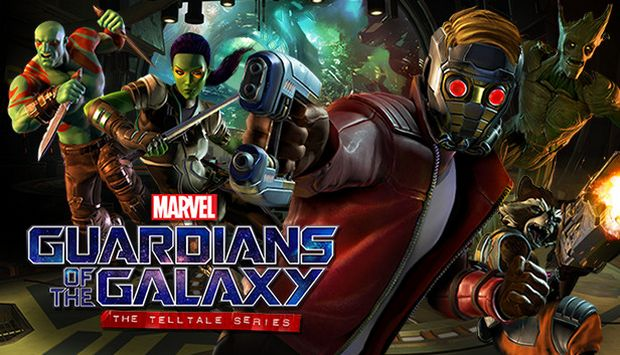 Marvel's Guardians of the Galaxy The Telltale Series (Episode 1-4)
