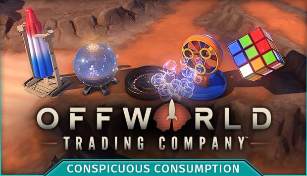 Offworld Trading Company – Conspicuous Consumption Free Download