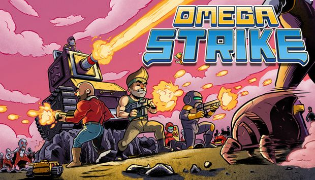 Omega Strike Game Free Download
