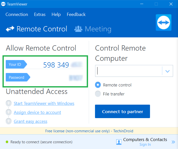 How to Remotely control Pc with Android