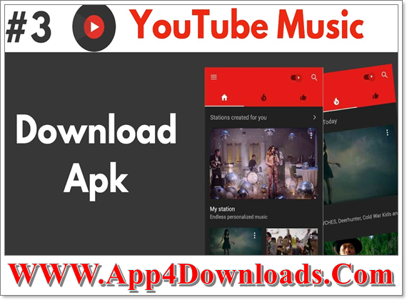 YouTube Music Player & Downloader v2.1.8-beta1 Download