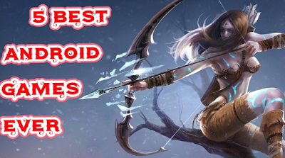 [Gamers Point] Best Android Games Ever 2017