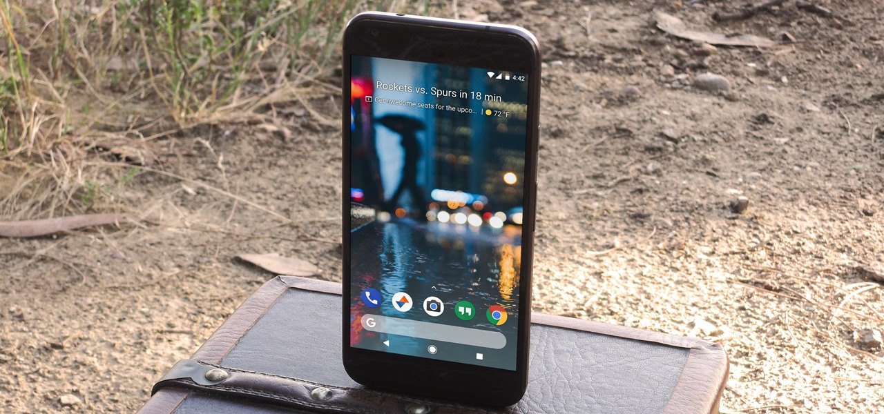 Get the Pixel 2 Launcher with the Backside Search Bar & Google Now — No Root Wanted « Android :: Gadget Hacks