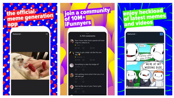 Download Ifunny Apk 5.0.1 Latest Version for Android