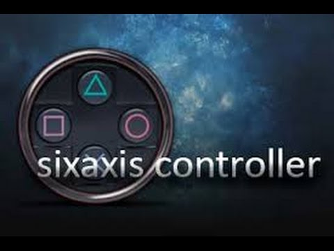 SIXAXIS CONTROLLER APP APK FREE DOWNLOAD 2017
